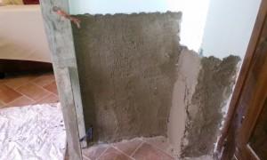 Ricostruzione angolo